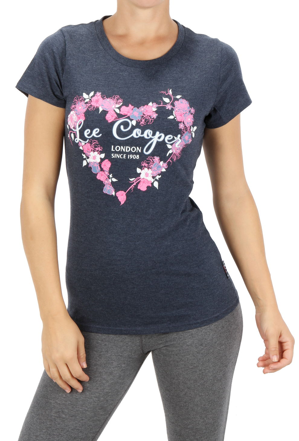 79ca85503 Dámske tričko Lee Cooper | hejmoda.sk