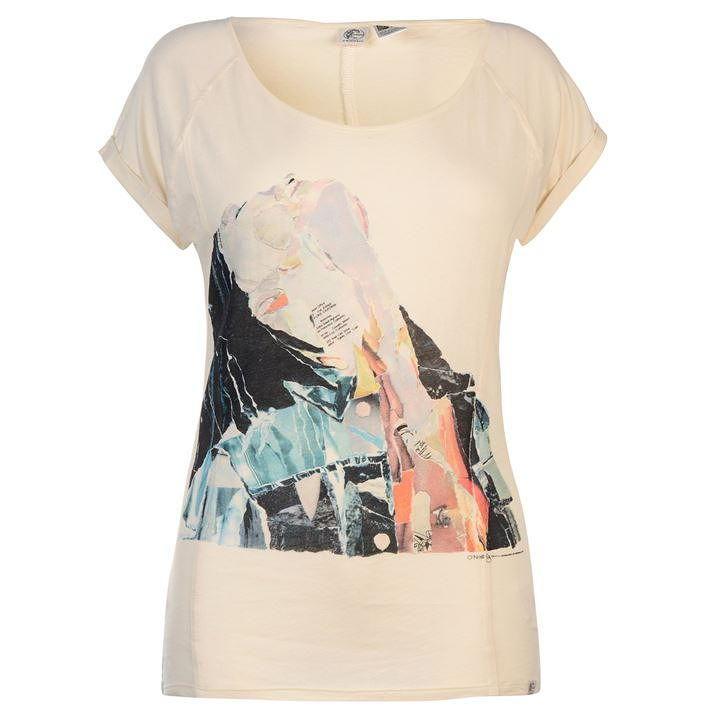 676ed1e12e56 Dámske tričko s krátkym rukávom O Neill