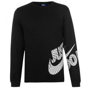 ... Pánska fleecová mikina Nike 1e8d6f593ad