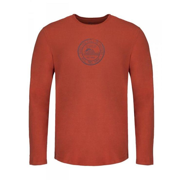 92a2cc7140e7 Pánske tričko s dlhým rukávom Loap