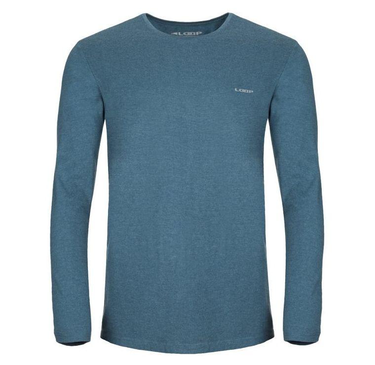 b623e00f46f9 Pánske tričko s dlhým rukávom Loap